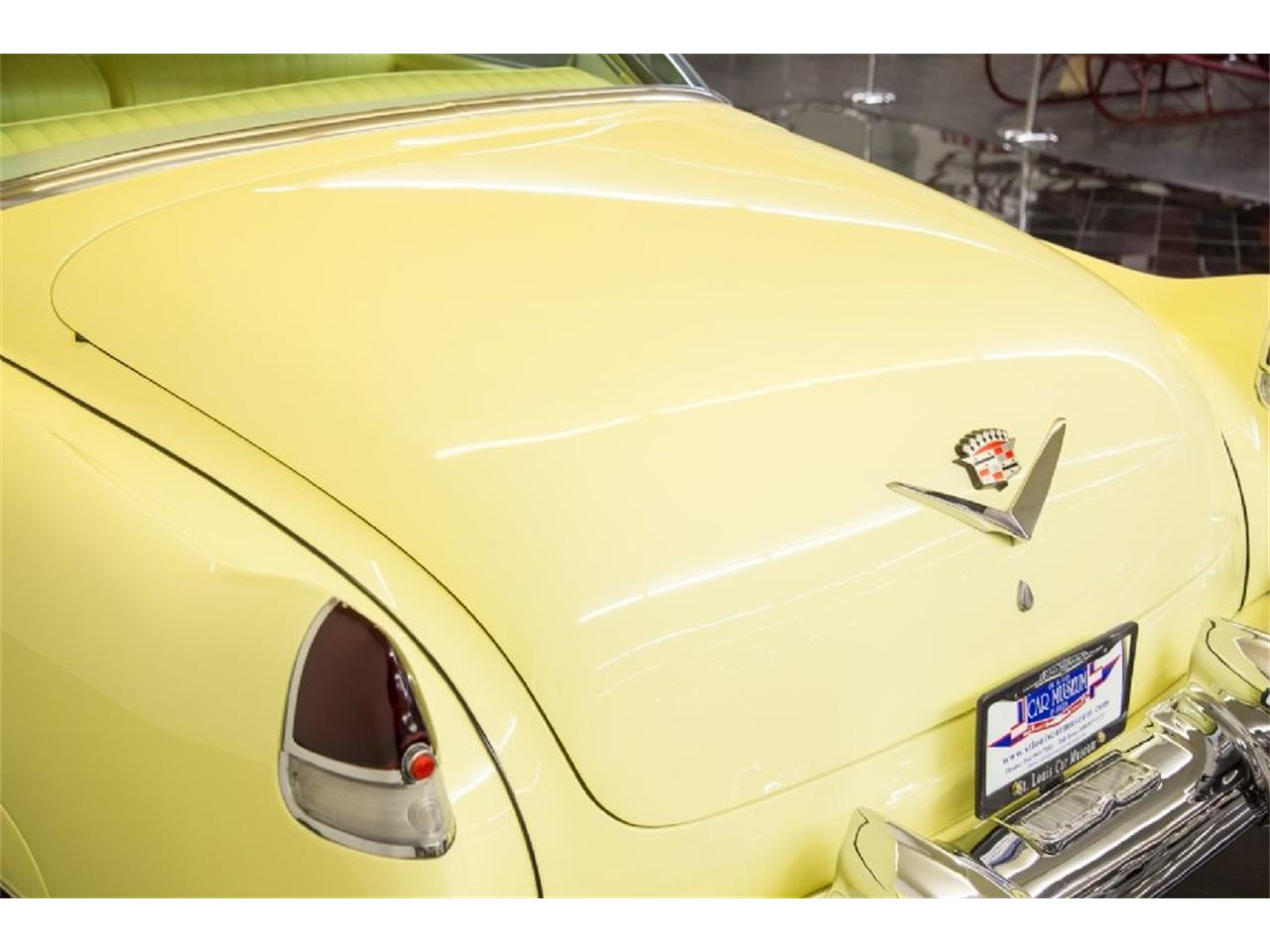 Large Picture of Classic '53 Series 62 located in St. Louis Missouri - $49,900.00 Offered by St. Louis Car Museum - Q3L2