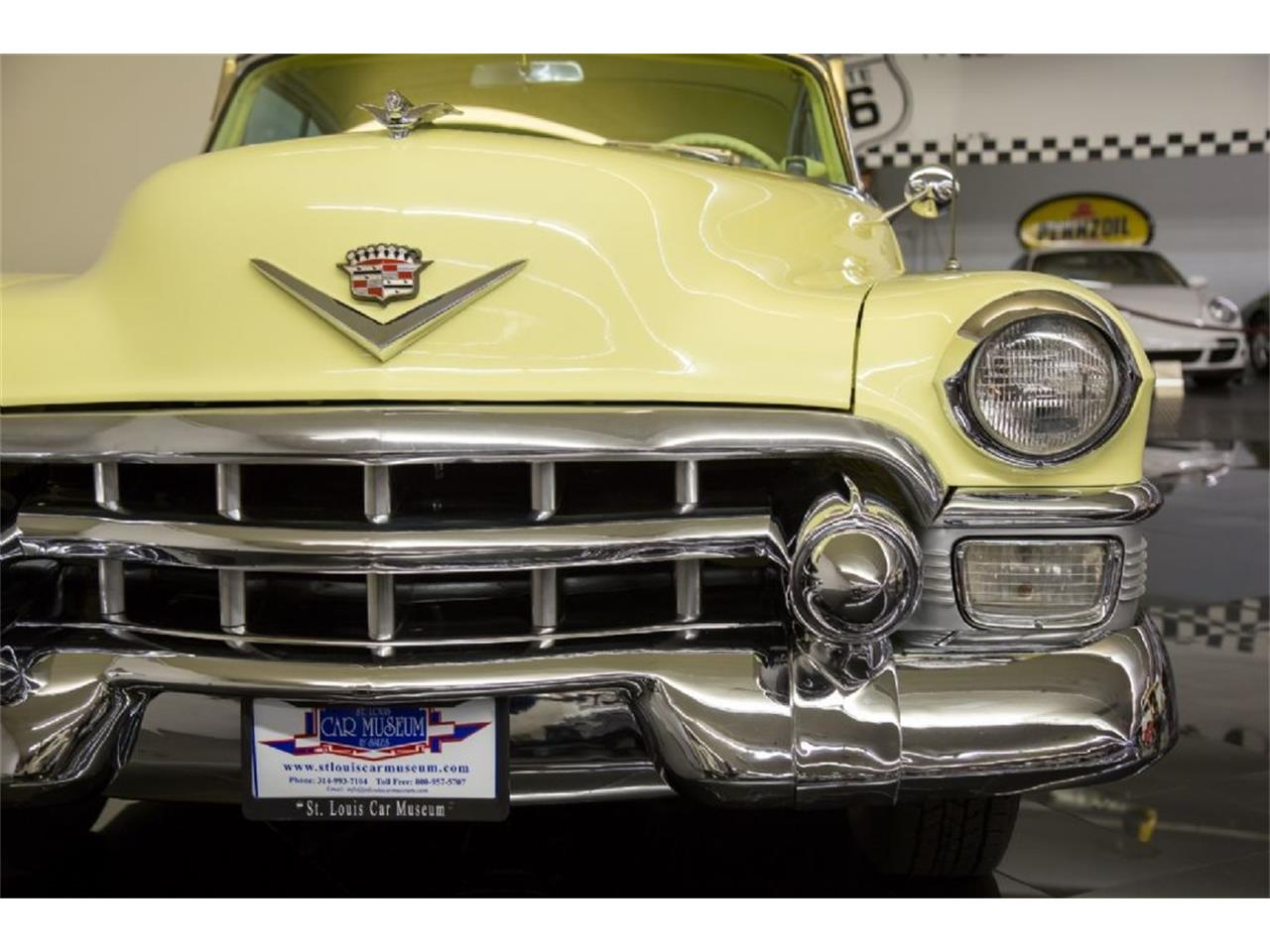 Large Picture of Classic 1953 Series 62 Offered by St. Louis Car Museum - Q3L2