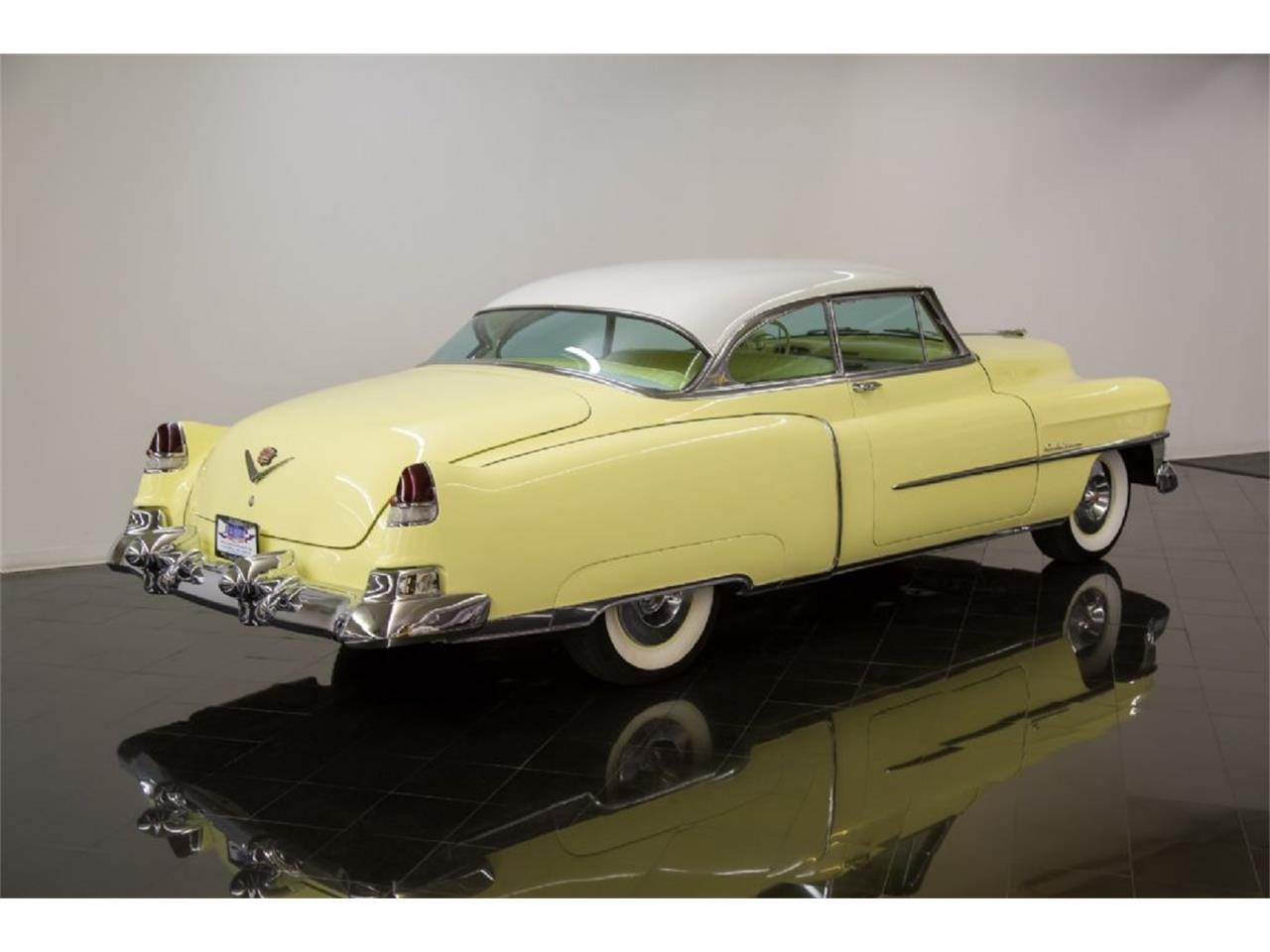 Large Picture of 1953 Cadillac Series 62 located in St. Louis Missouri - Q3L2