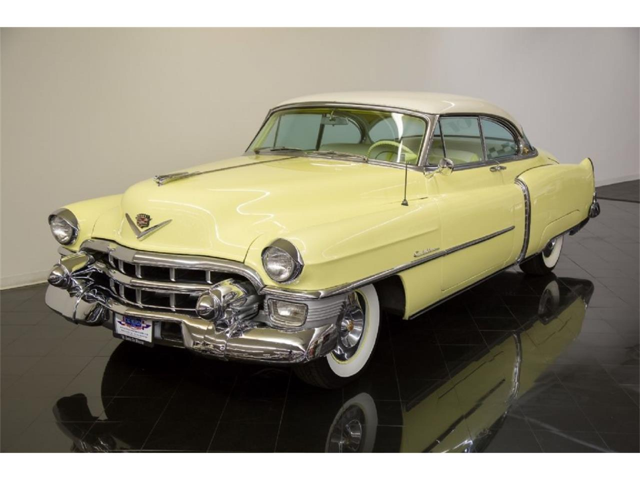 Large Picture of Classic 1953 Cadillac Series 62 - $49,900.00 - Q3L2