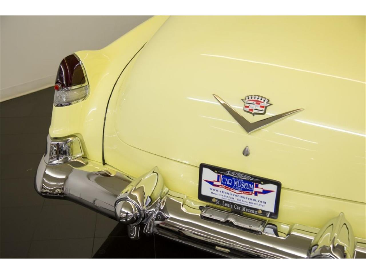 Large Picture of 1953 Cadillac Series 62 located in St. Louis Missouri - $49,900.00 Offered by St. Louis Car Museum - Q3L2