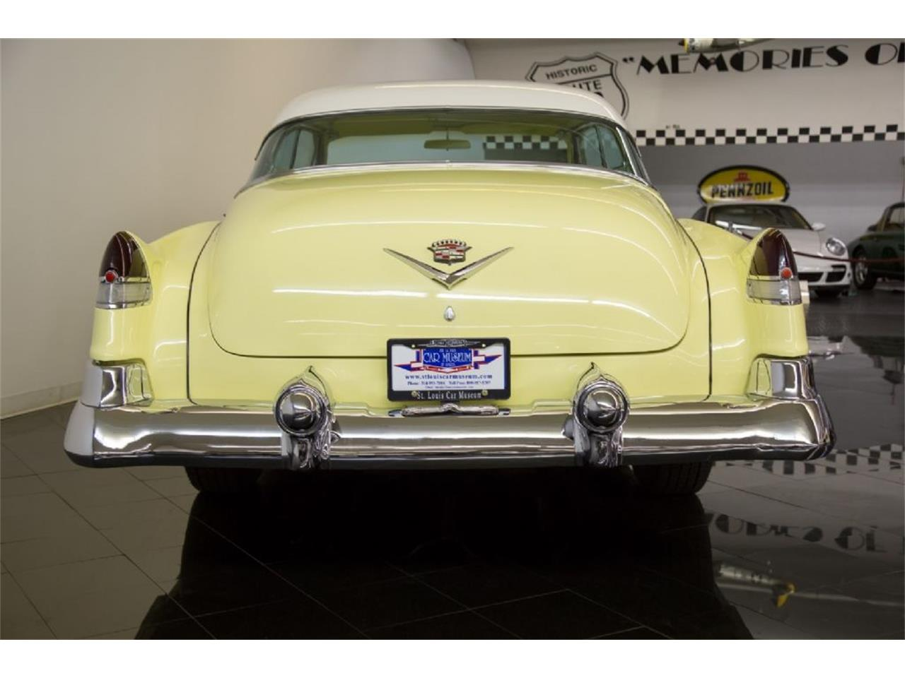 Large Picture of Classic '53 Cadillac Series 62 located in St. Louis Missouri Offered by St. Louis Car Museum - Q3L2