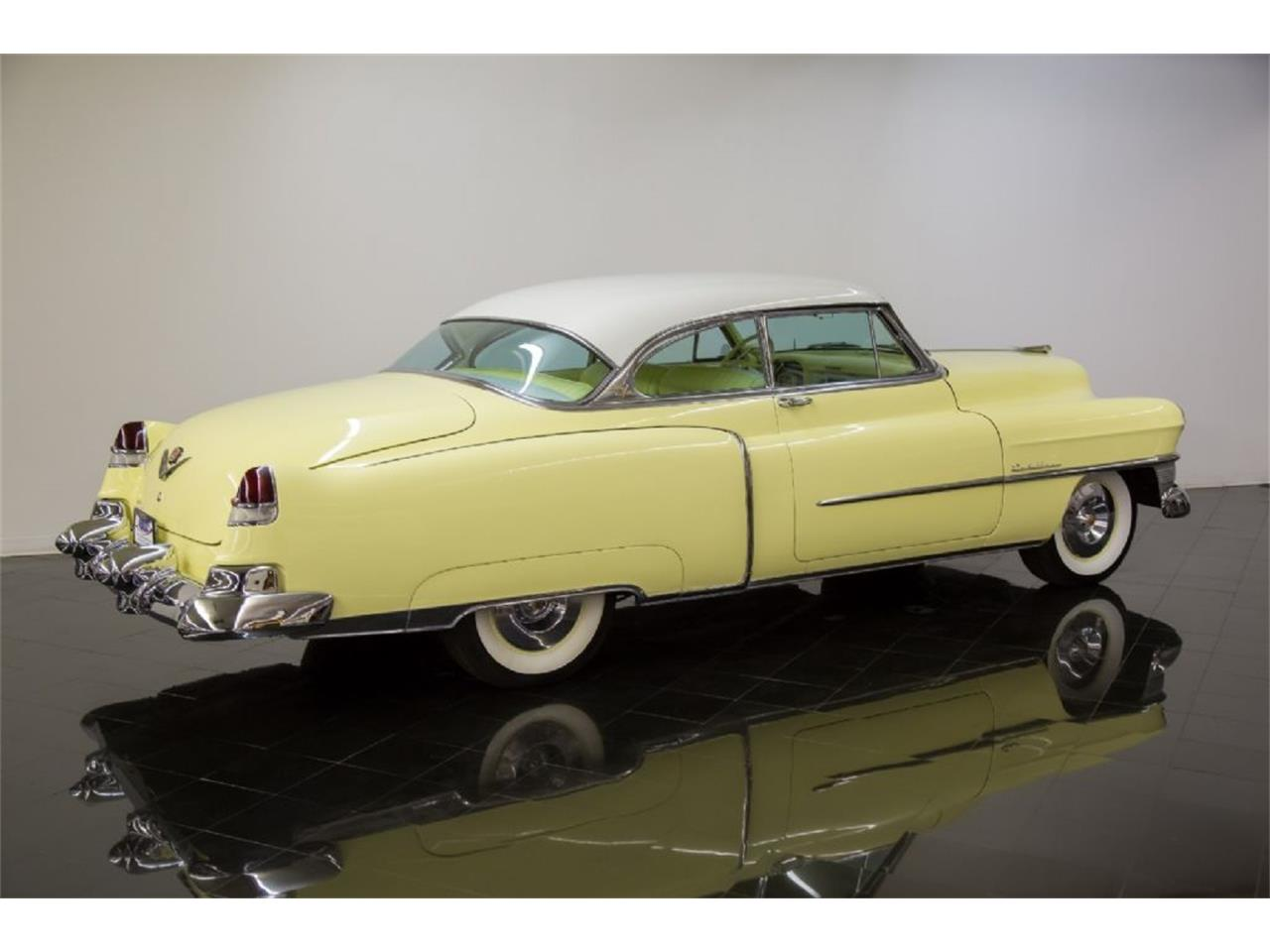 Large Picture of Classic '53 Cadillac Series 62 - Q3L2