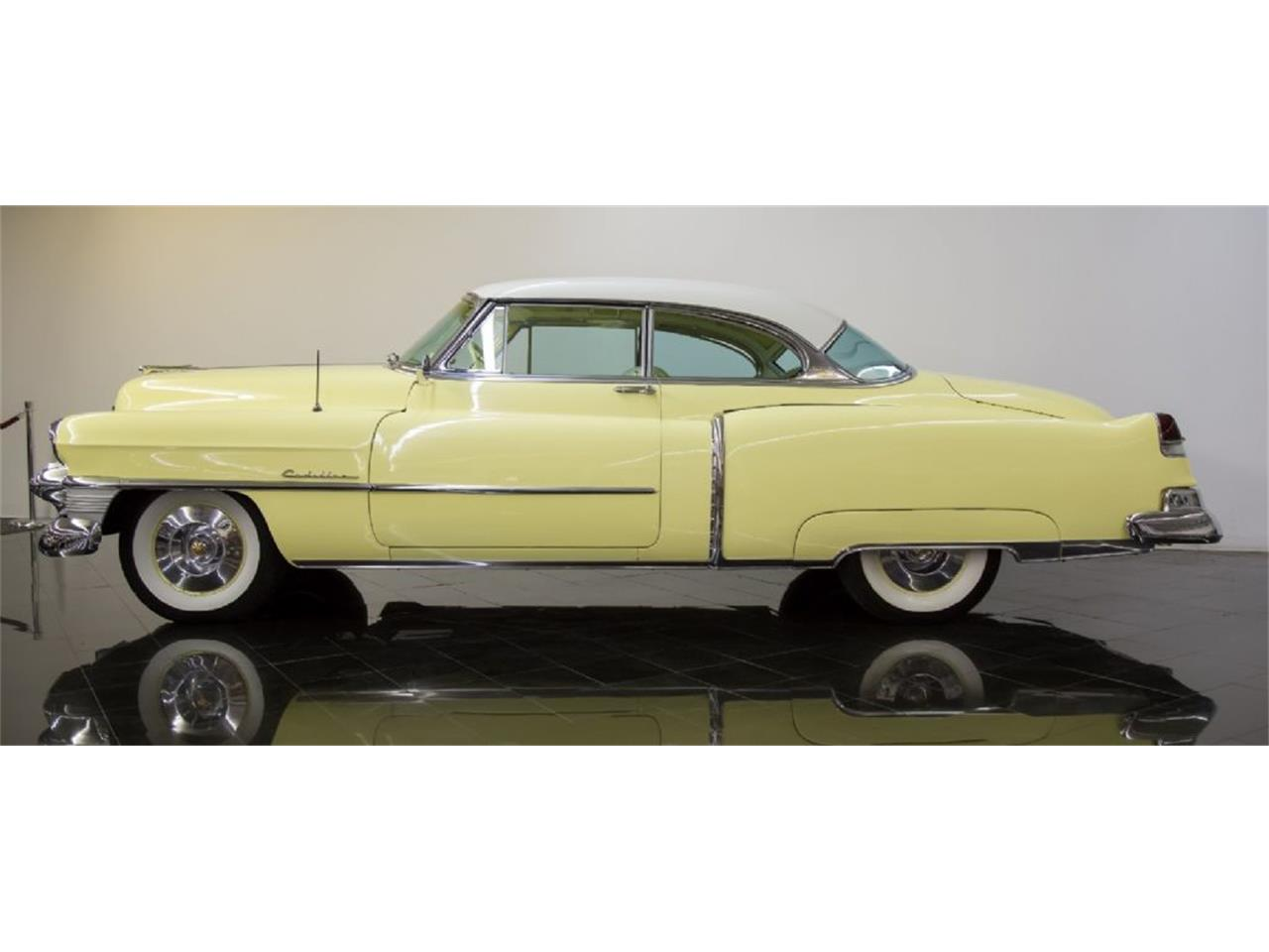 Large Picture of '53 Cadillac Series 62 located in St. Louis Missouri - $49,900.00 - Q3L2
