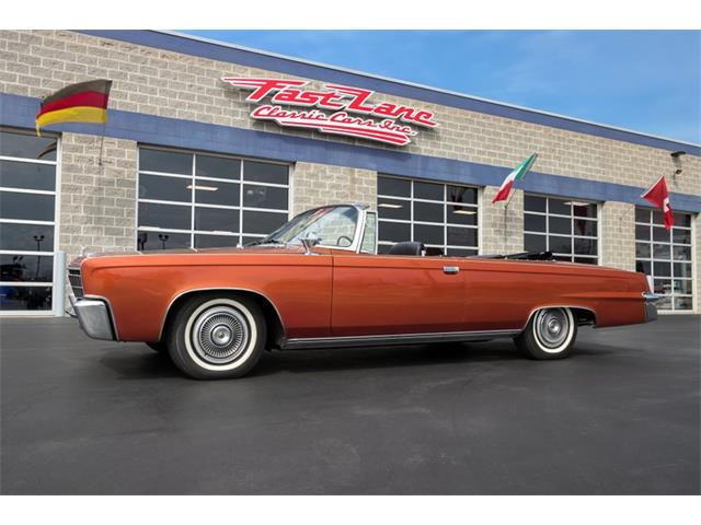 Picture of Classic '66 Chrysler Imperial Crown located in Missouri - $52,995.00 Offered by  - Q3L6
