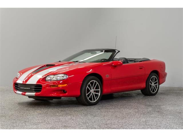 Picture of 2002 Chevrolet Camaro located in North Carolina - $19,995.00 Offered by  - Q3LH