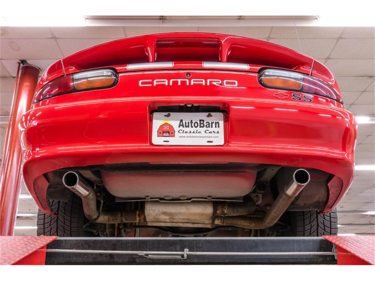 Large Picture of 2002 Chevrolet Camaro located in Concord North Carolina - $19,995.00 Offered by Autobarn Classic Cars - Q3LH
