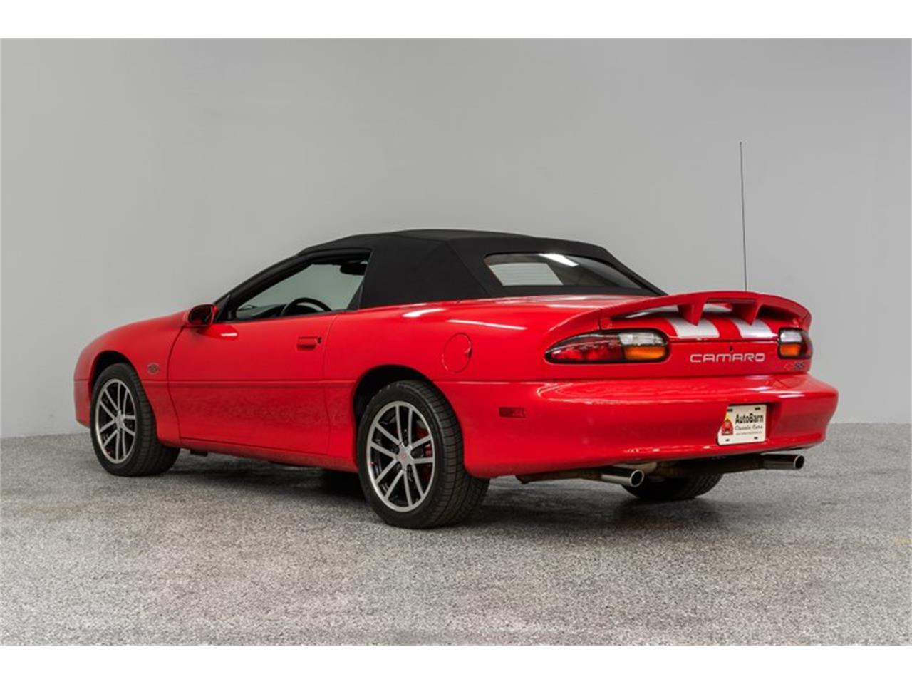 Large Picture of 2002 Camaro located in North Carolina Offered by Autobarn Classic Cars - Q3LH