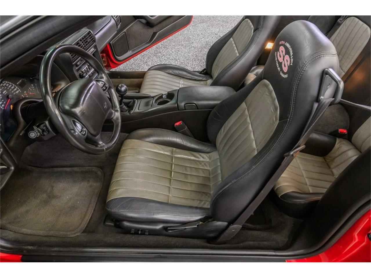 Large Picture of 2002 Chevrolet Camaro Offered by Autobarn Classic Cars - Q3LH