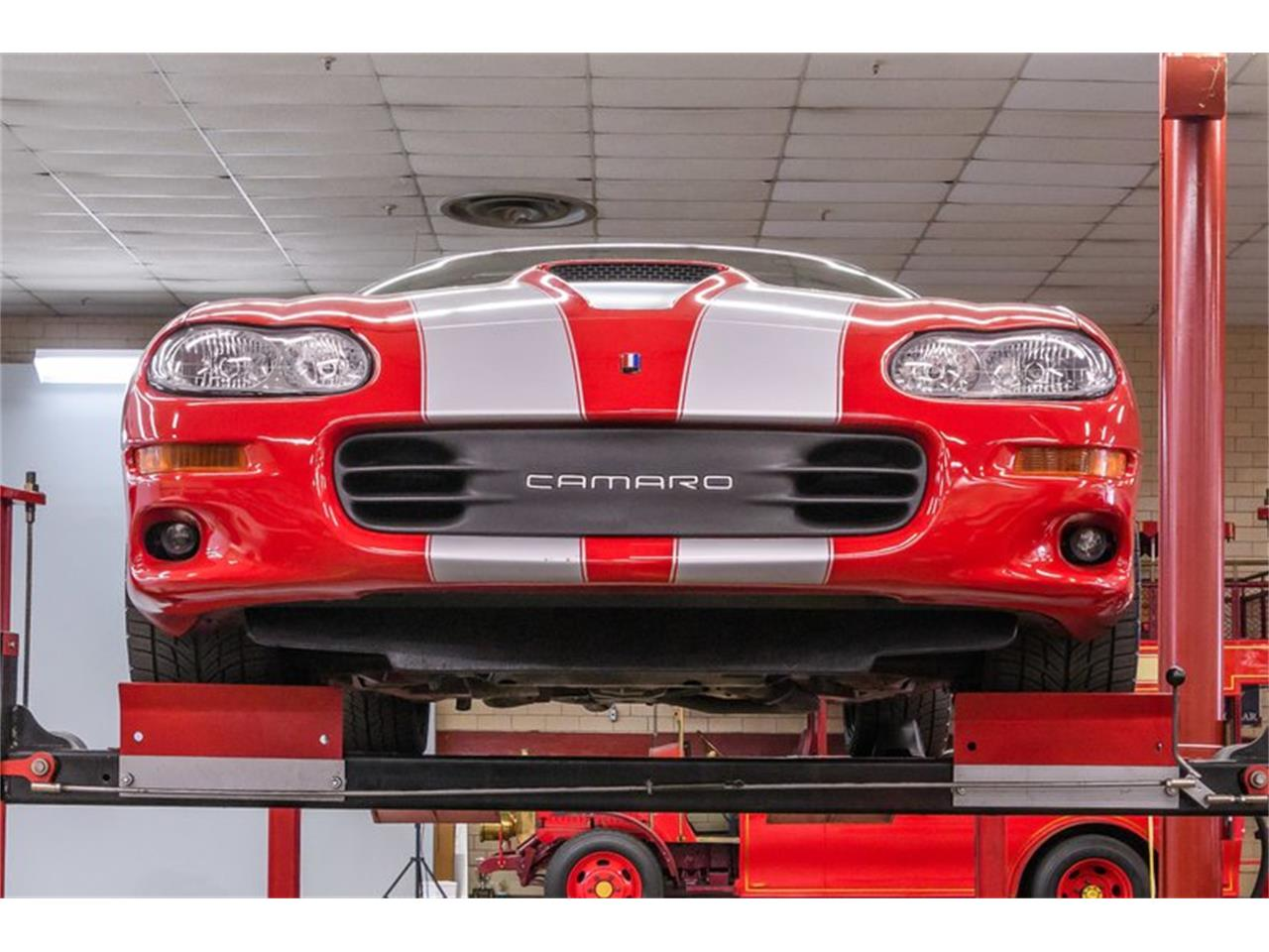 Large Picture of '02 Chevrolet Camaro located in North Carolina Offered by Autobarn Classic Cars - Q3LH