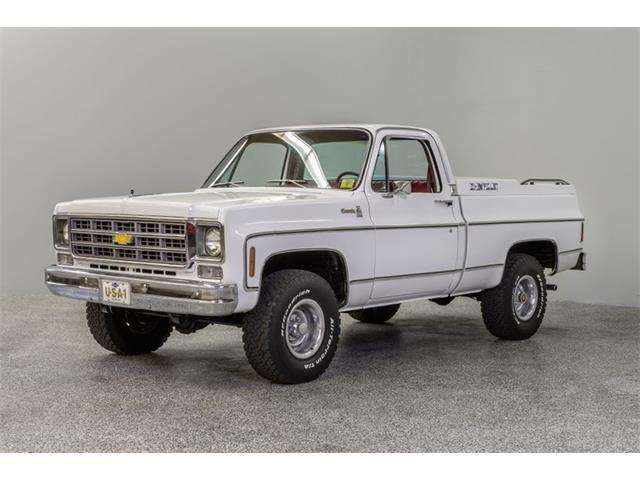 Picture of 1978 Chevrolet C10 - $29,995.00 - Q3LI