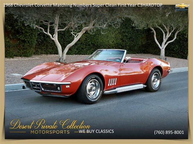 Picture of '68 Corvette - Q3LQ