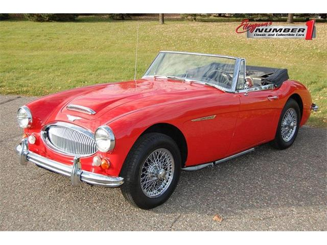 Picture of 1967 Austin-Healey 3000 Mark III BJ8 - Q3LY
