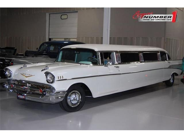 Picture of Classic '57 4-Dr Sedan located in Rogers Minnesota Offered by  - Q3M2