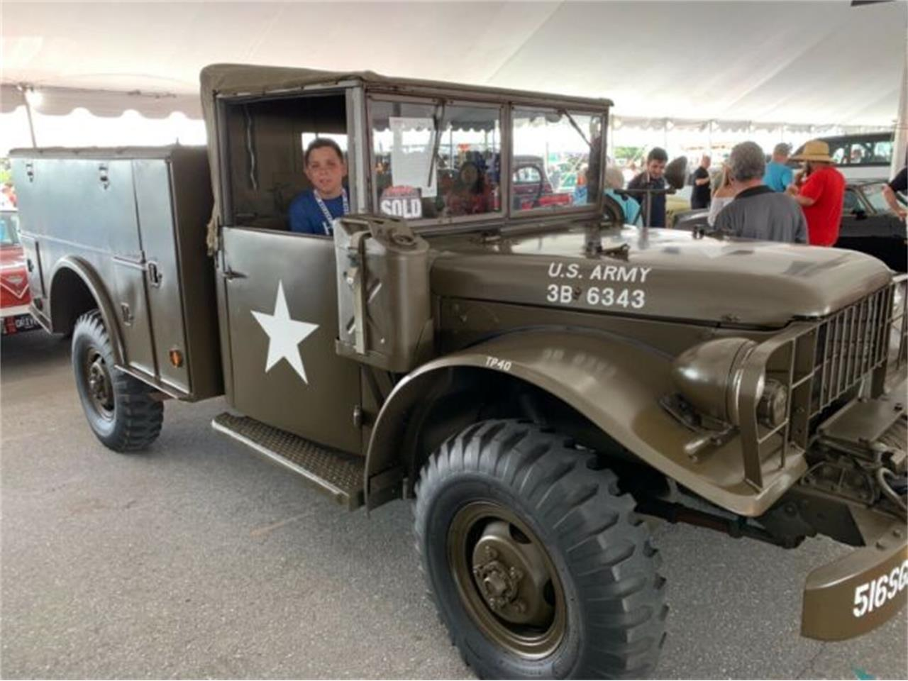 Large Picture of '61 Dodge M-37 Offered by Classic Car Deals - PY8M