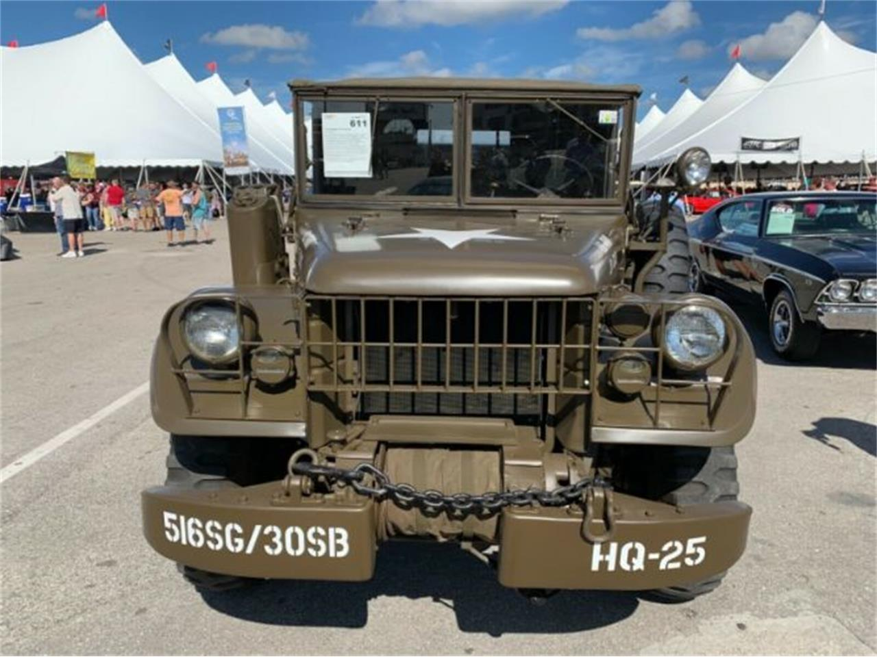 Large Picture of Classic 1961 Dodge M-37 Offered by Classic Car Deals - PY8M