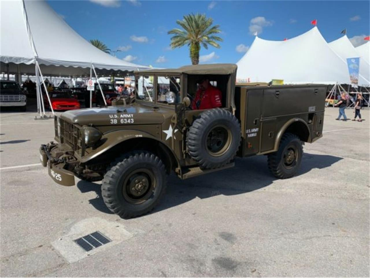 Large Picture of '61 Dodge M-37 - $30,995.00 - PY8M
