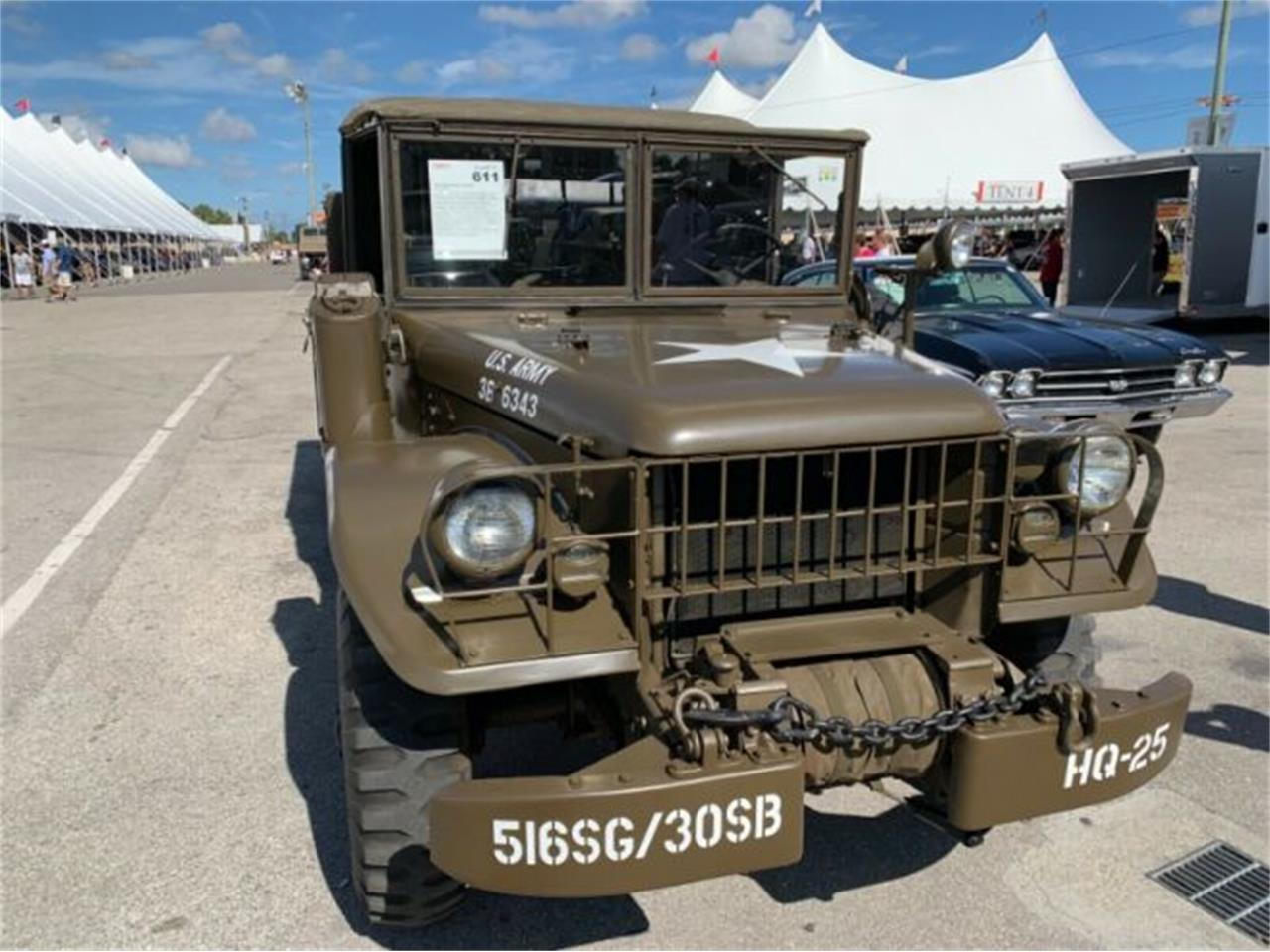 Large Picture of Classic 1961 M-37 located in Michigan - $30,995.00 - PY8M