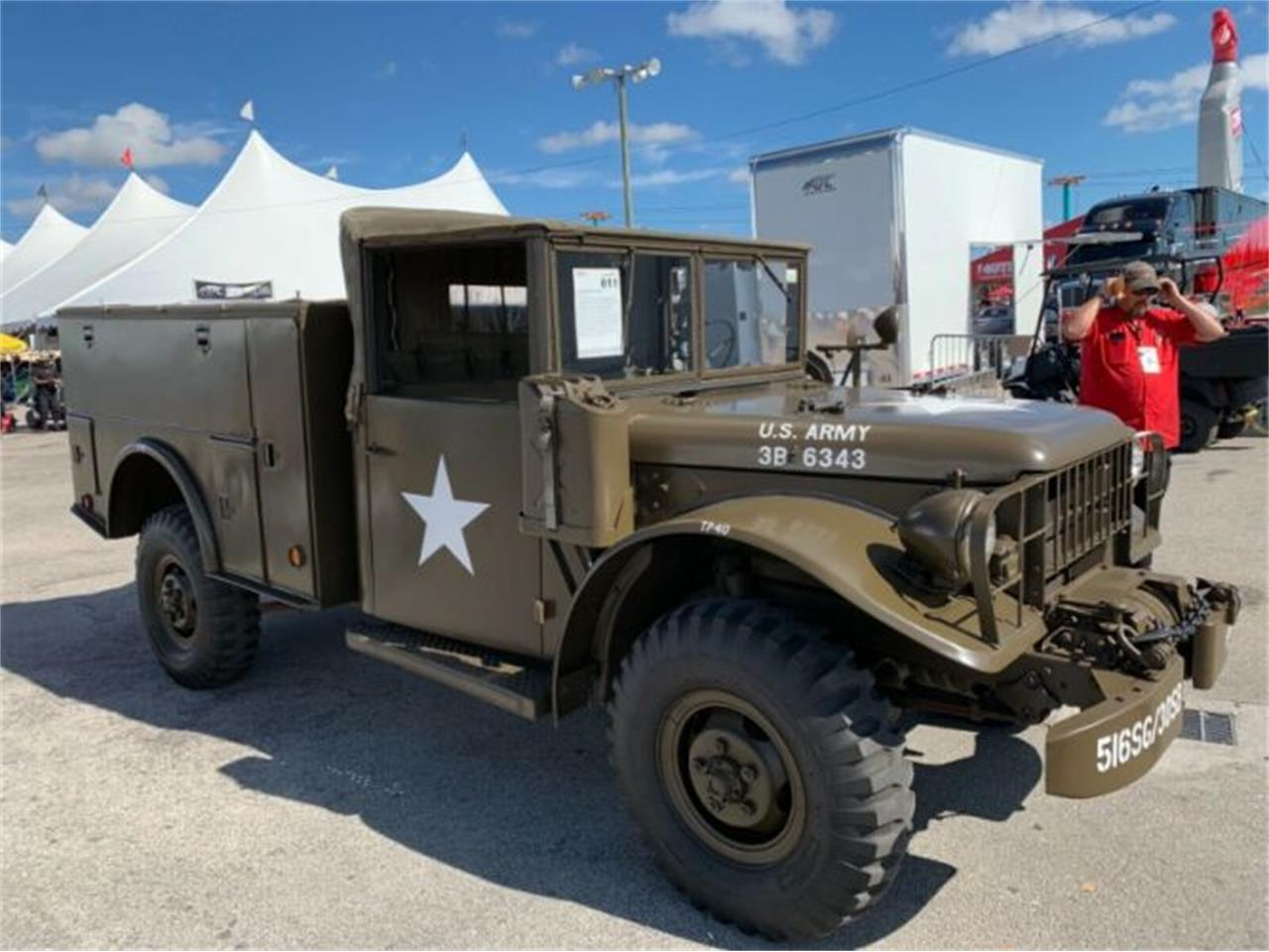 Large Picture of '61 Dodge M-37 - $30,995.00 Offered by Classic Car Deals - PY8M