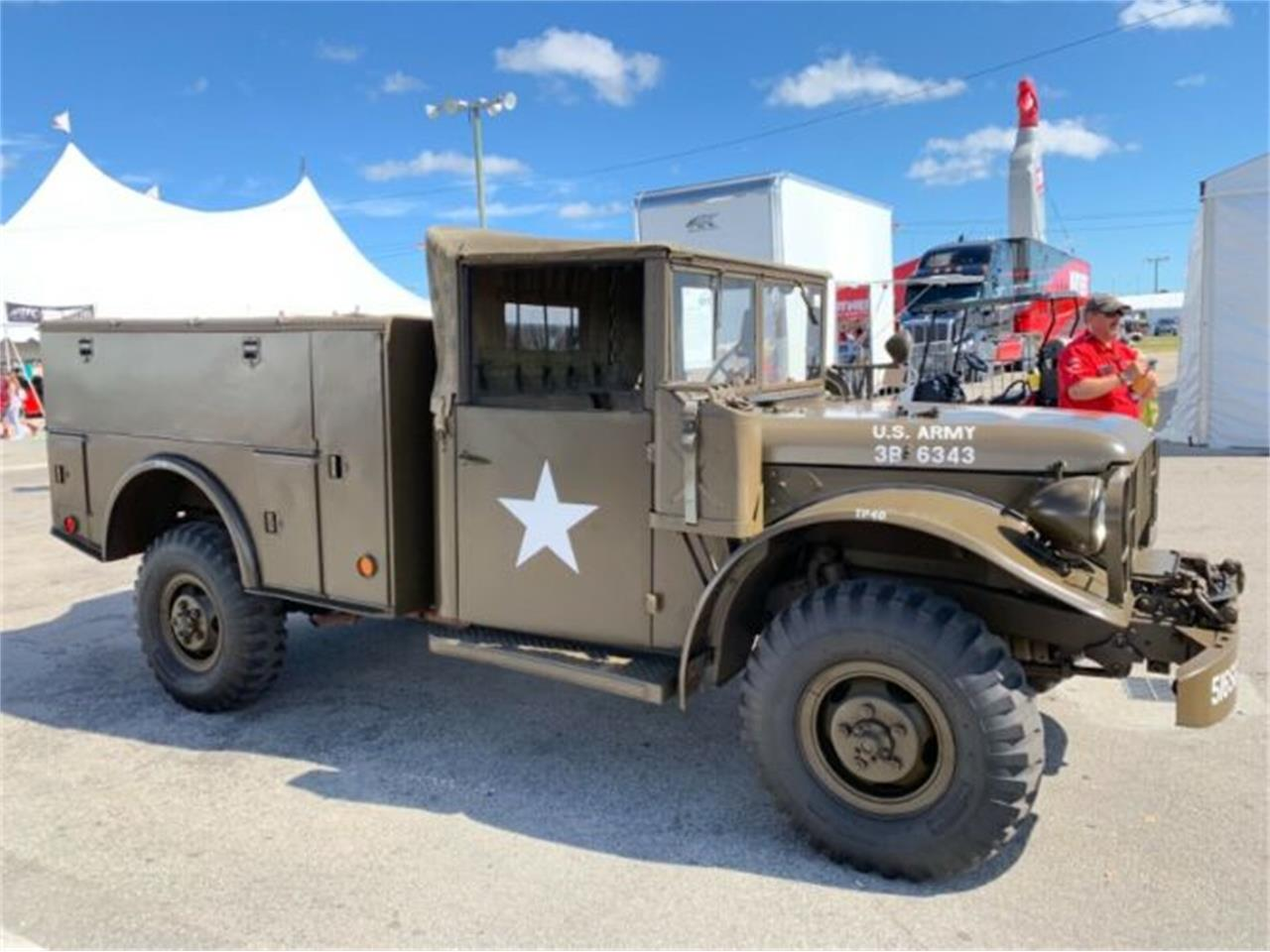 Large Picture of Classic '61 Dodge M-37 - $30,995.00 - PY8M