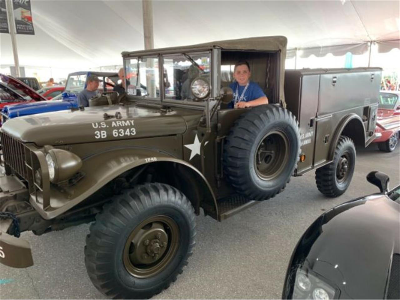 Large Picture of '61 Dodge M-37 located in Michigan - $30,995.00 Offered by Classic Car Deals - PY8M