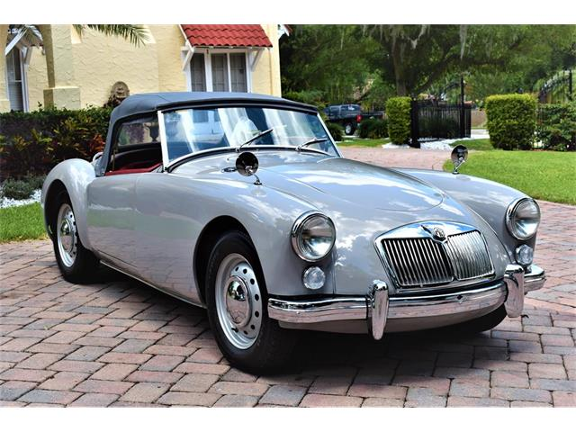 Picture of '60 MGA - Q3MD