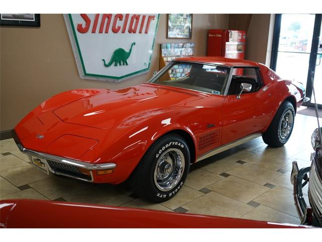 Picture of '72 Corvette - Q3MG