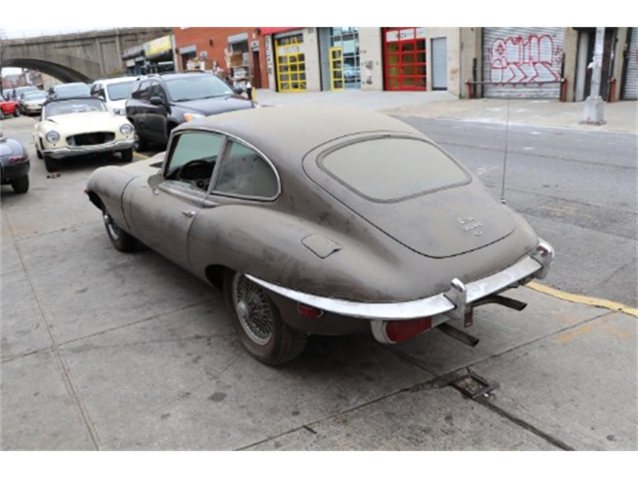 Large Picture of '69 Jaguar XKE located in New York Offered by Gullwing Motor Cars - Q3MN