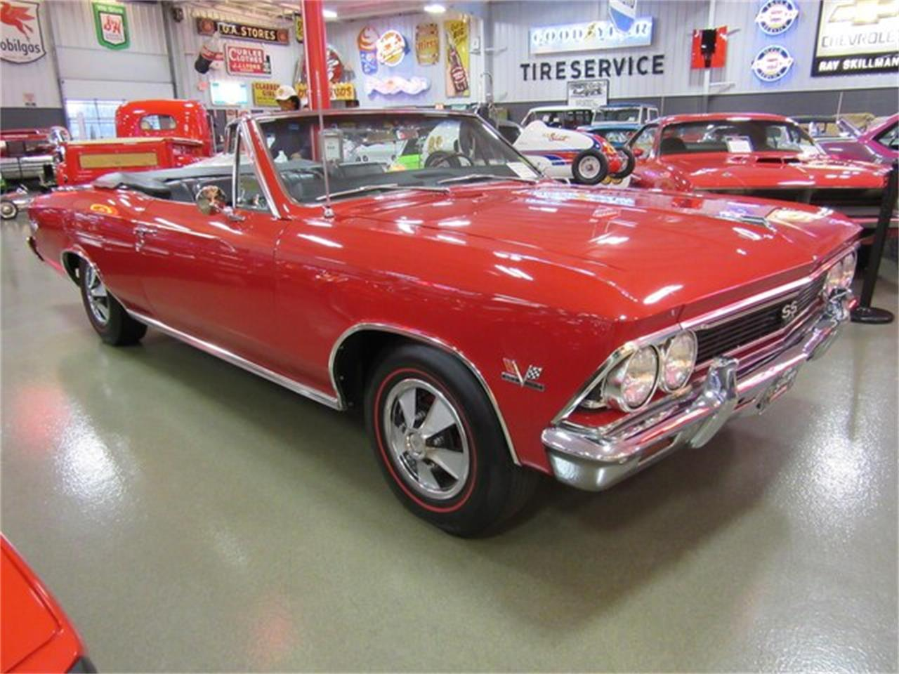 Large Picture of '66 Chevelle Malibu SS - Q3MZ