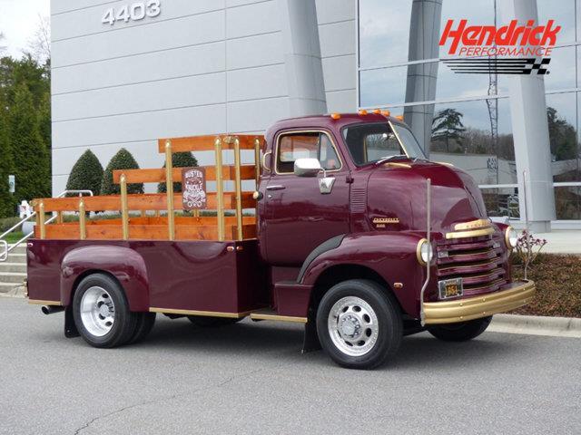1951 Chevrolet COE