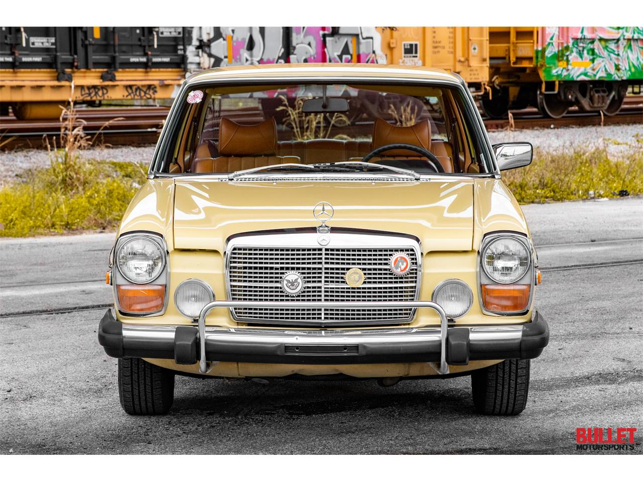 Large Picture of 1976 300D located in Fort Lauderdale Florida Offered by Bullet Motorsports Inc - PXPA