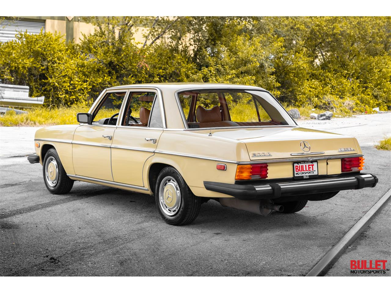 Large Picture of 1976 Mercedes-Benz 300D located in Fort Lauderdale Florida Offered by Bullet Motorsports Inc - PXPA