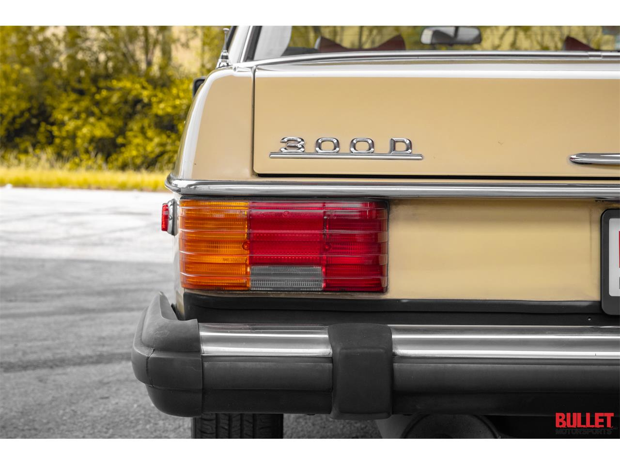 Large Picture of '76 300D located in Fort Lauderdale Florida - PXPA