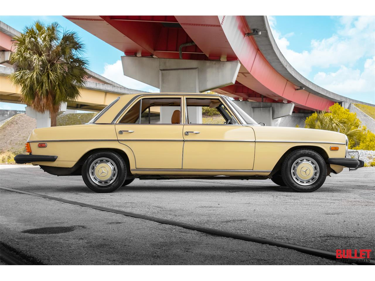 Large Picture of 1976 300D Offered by Bullet Motorsports Inc - PXPA