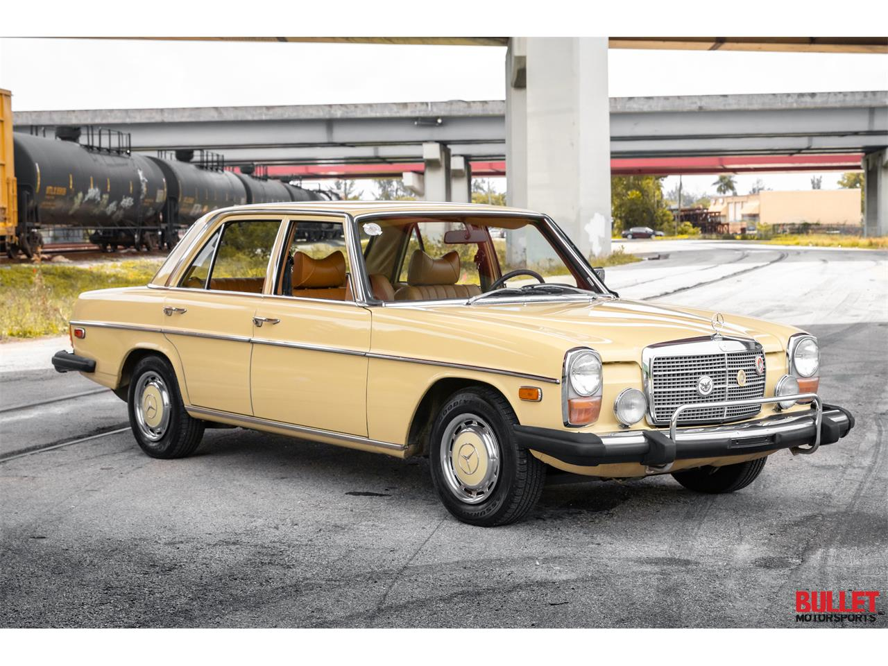 Large Picture of 1976 Mercedes-Benz 300D located in Fort Lauderdale Florida - $9,000.00 Offered by Bullet Motorsports Inc - PXPA