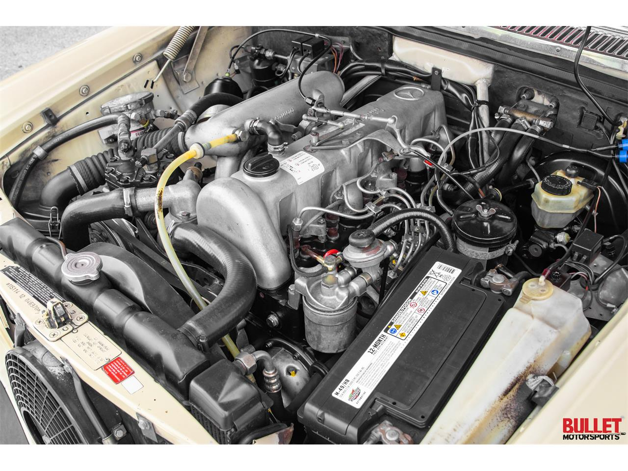 Large Picture of 1976 300D - $9,000.00 Offered by Bullet Motorsports Inc - PXPA