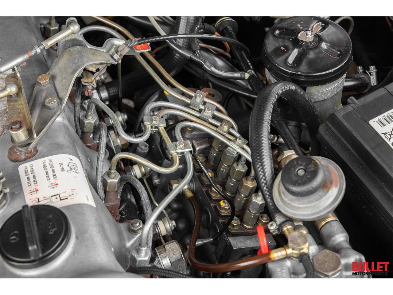 Large Picture of '76 Mercedes-Benz 300D - $9,000.00 Offered by Bullet Motorsports Inc - PXPA