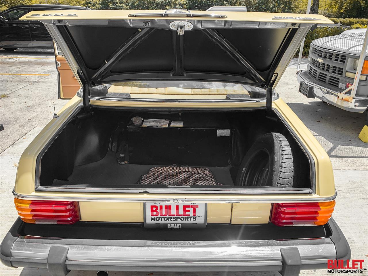 Large Picture of '76 300D located in Florida Offered by Bullet Motorsports Inc - PXPA