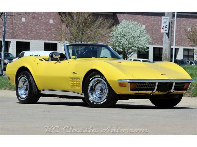 Picture of '72 Corvette - Q3NT