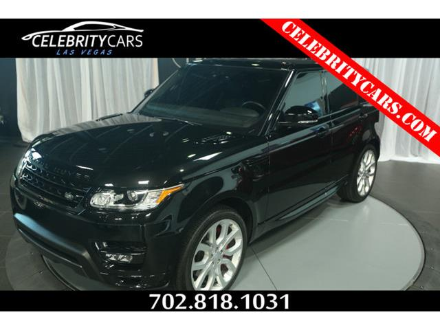 Picture of 2017 Land Rover Range Rover Sport located in Las Vegas Nevada - $69,999.00 - Q3NV