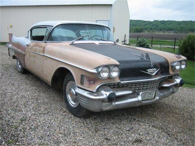 Picture of '58 Coupe DeVille - Q3O1