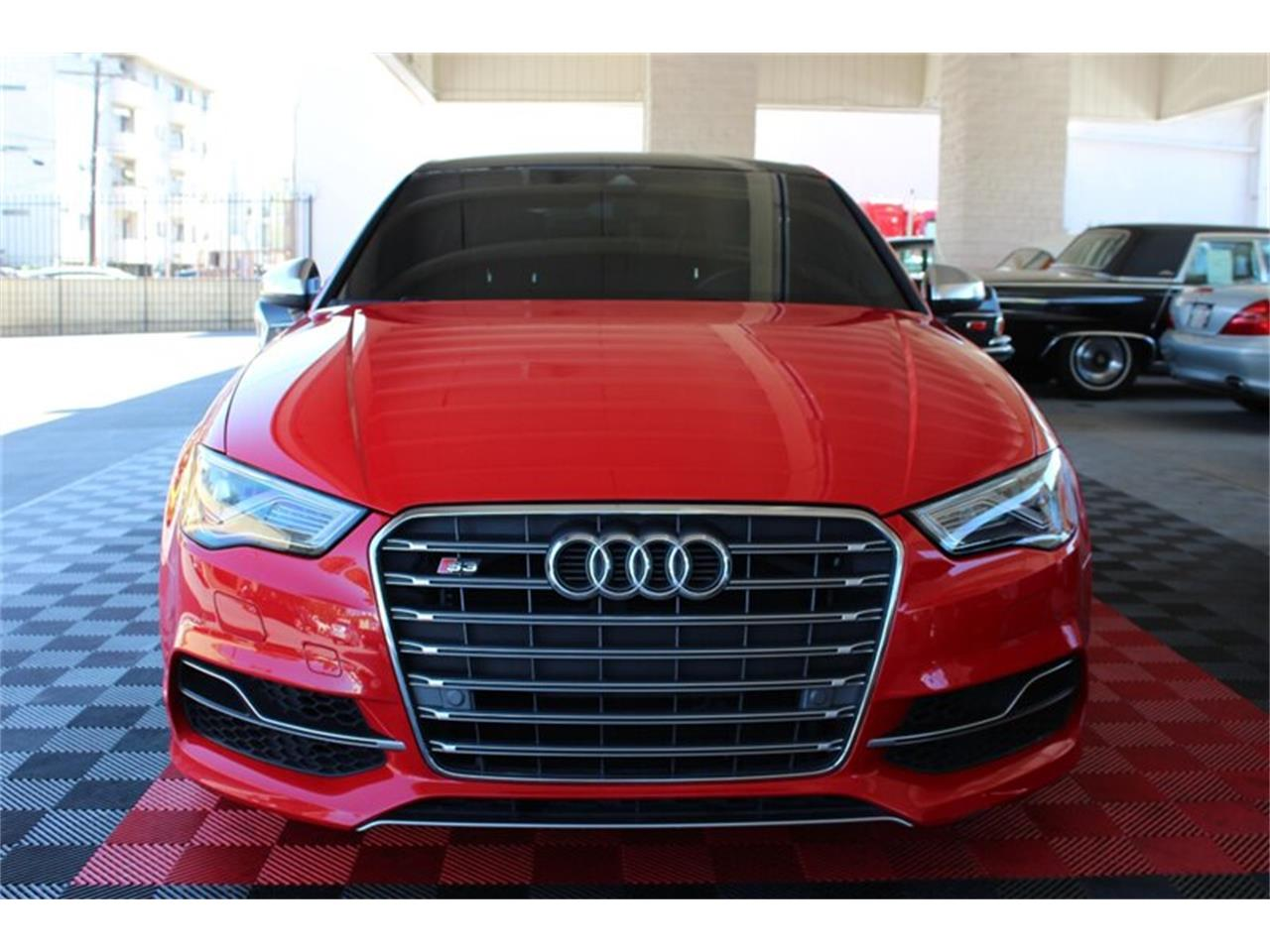 Large Picture of '15 S3 located in Sherman Oaks California Offered by Monza Car - Q3OQ