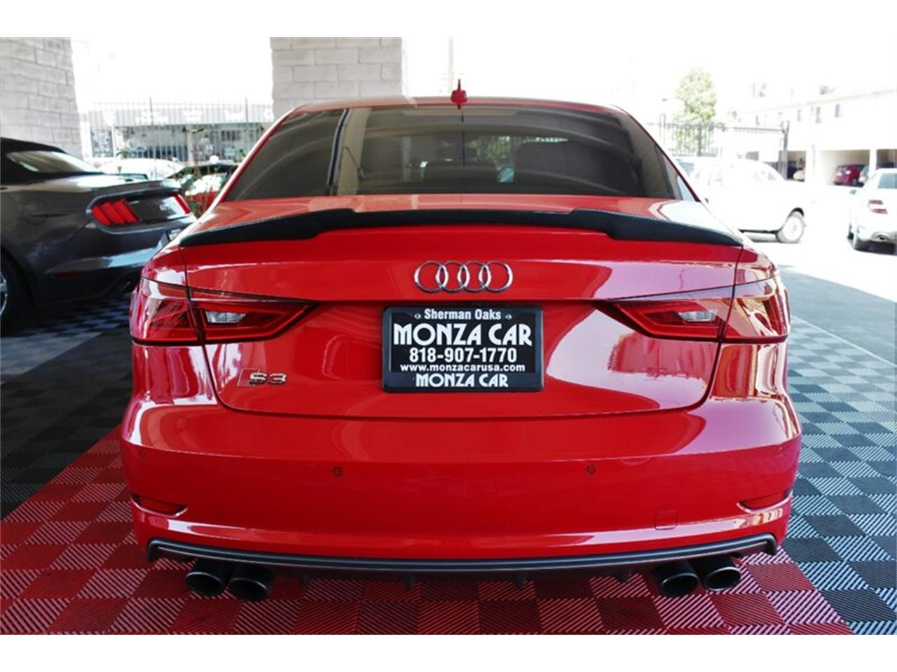 Large Picture of 2015 Audi S3 located in Sherman Oaks California - $26,995.00 - Q3OQ