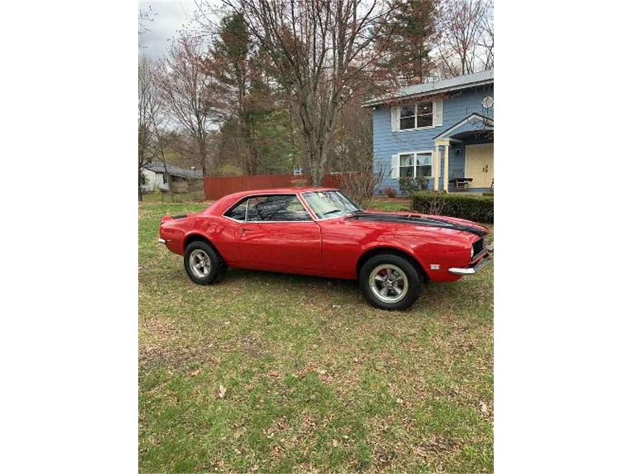Large Picture of '68 Camaro - Q3OY
