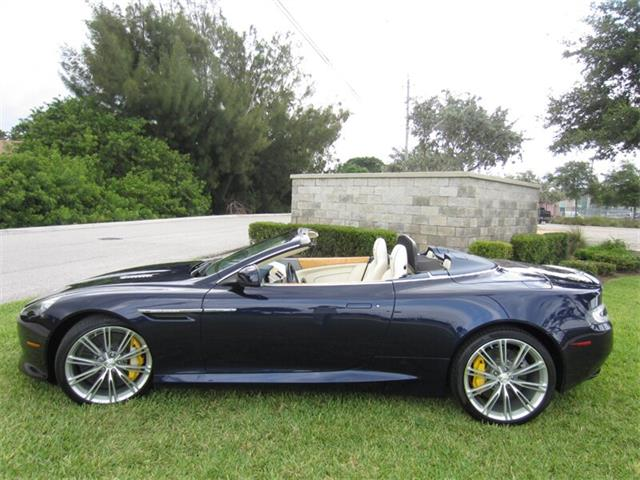 Picture of '12 Aston Martin Virage Offered by  - Q3P4