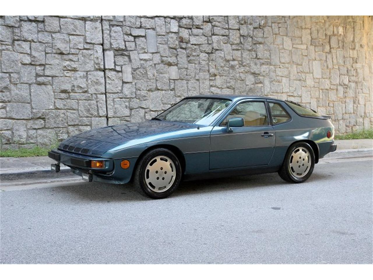 Large Picture of 1980 Porsche 924 located in Georgia Offered by Motorcar Studio - Q3PE
