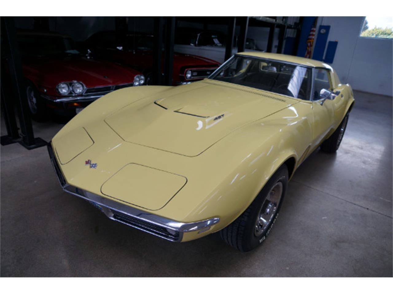 Large Picture of Classic '68 Chevrolet Corvette - Q3PH