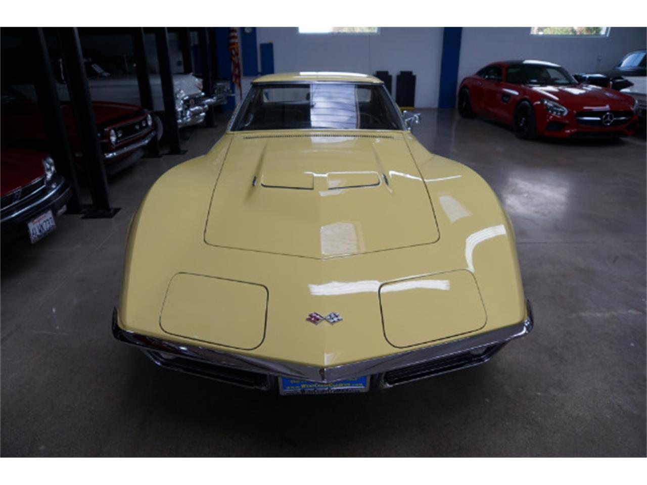 Large Picture of Classic 1968 Corvette located in Torrance California - Q3PH