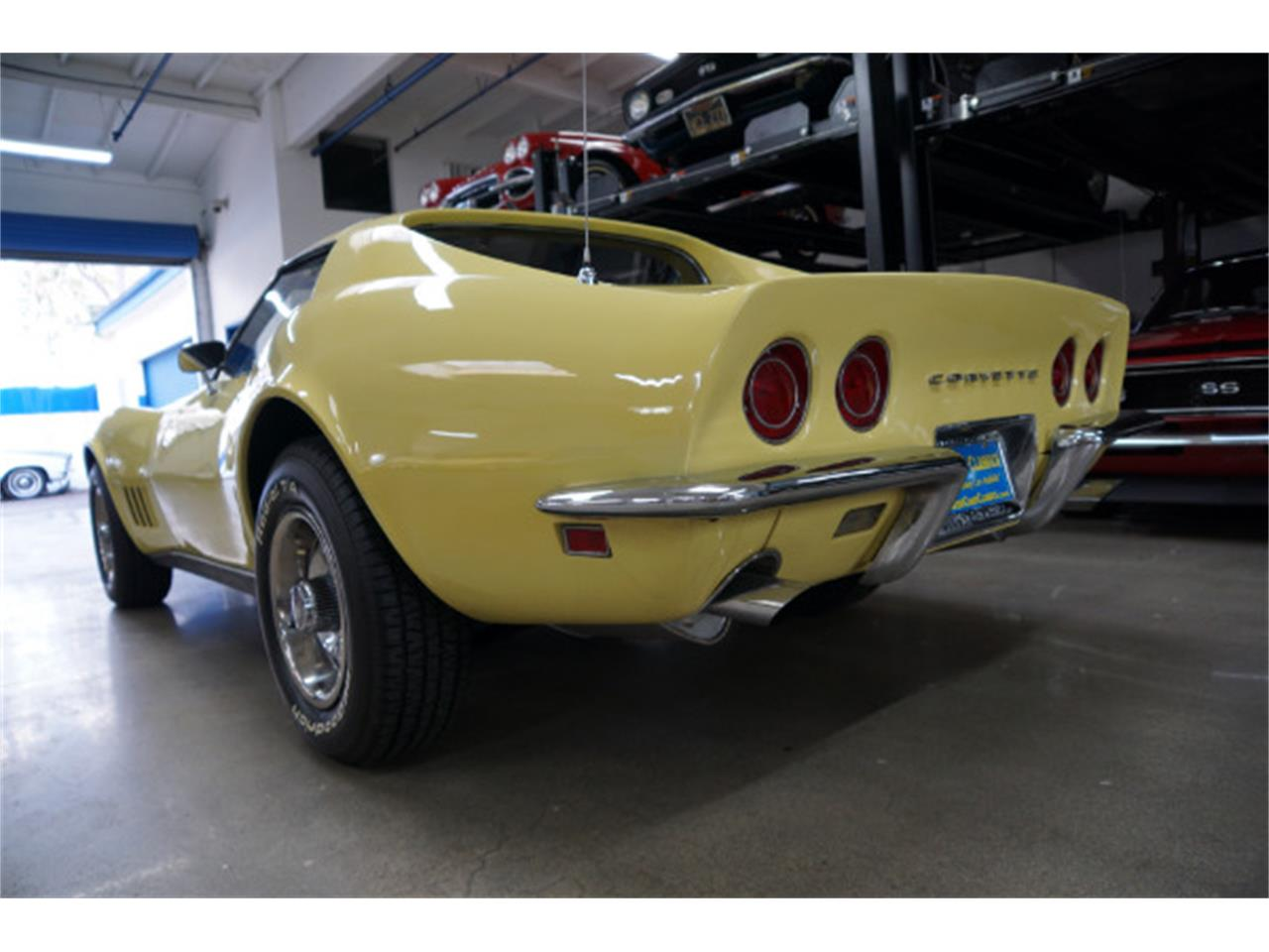 Large Picture of Classic '68 Corvette Offered by West Coast Classics - Q3PH