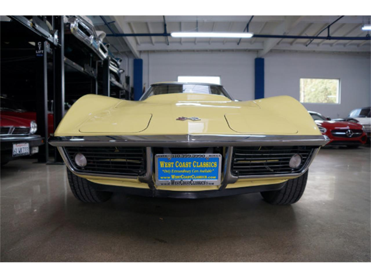 Large Picture of '68 Chevrolet Corvette located in California Offered by West Coast Classics - Q3PH